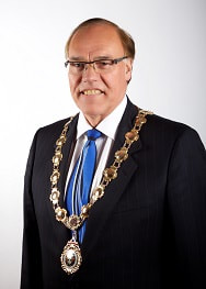 Mayor Daryl Bennett