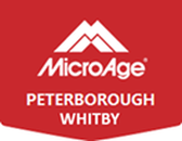 MicroAge Peterborough Whitby logo